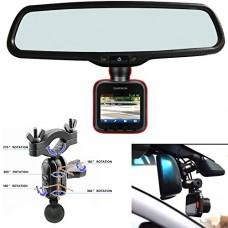 AccessoryBasics Car Rearview Mirror Mount Kit for Garmin ...