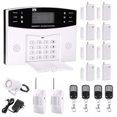 AG-Security Home Security System Professional Wireless GS...