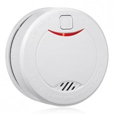 10 Year Battery Smoke Detector Fire Alarm with Photoelect...