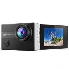 4K Action Camera By DBPOWER N5S 20MP WiFi Ultra HD EIS Sp...