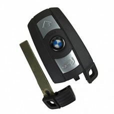 (Just a key Shell) NEW Replacement Car Smart Key Keyless ...
